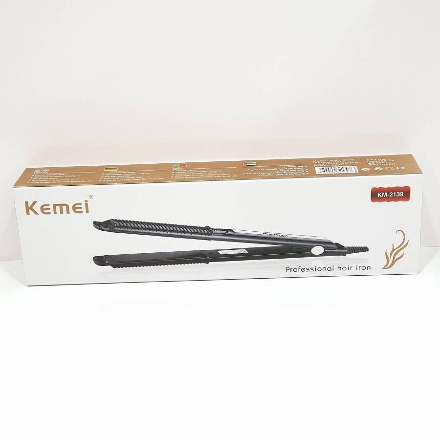 اتو موی ویو کیمی مدل Kemei KM-2139