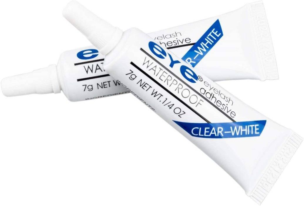 چسب مژه ضد آب مدل eyelash adhesive